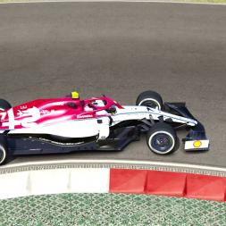 RSS Formula Hybrid 2019 China