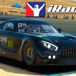iRacing - VRS GT Sprint Series - Laguna Seca (PT-BR)