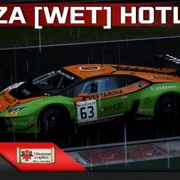 [AC Competizione] Lamborghini Huracán GT3 at Monza