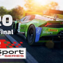 SRO E-Sport GT Series - Round 1: Monza Semi-Final (PRO)