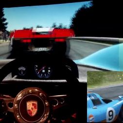 rF2 - Belgium 67 - Porsche 917K - 100% AI race