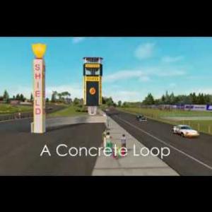 Betonschleife Trailer   Assetto Corsa Tracks
