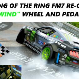 Drift King of the Ring re-creation FM7!  900* wheel / cluctch / handbrake