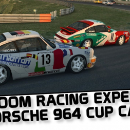 RACEROOM PORSCHE 964 RACE & REVIEW