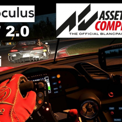 Assetto Corsa Competizione Oculus Improvements with ASW2.0 on my old 980Ti