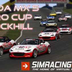 Mazda MX5 Cup - Race 3 - Knockhill - Assetto Corsa