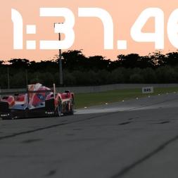 iRacing Q Lap | Porsche 919 @ Sebring | 2019 S2w6