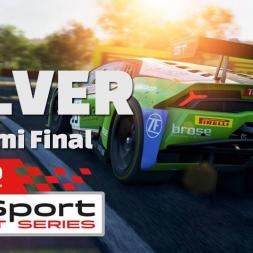 SRO E-Sport GT Series - Round 1: Monza Semi-Final (SILVER)
