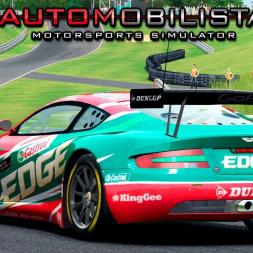 Automobilista - Aston Martin Vantage GT3 at Oulton Park (PT-BR)