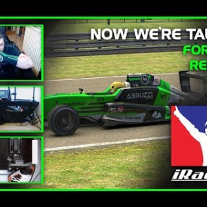 Time for something open wheel   iRacing