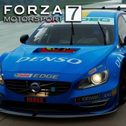Forza 7 - Volvo S60 at Homestead Miami (PT-BR)