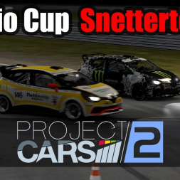 Project Cars 2 - Clio Cup | Snetterton 100