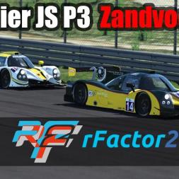 rFactor 2 - Ligier JS P3 | Zandvoort