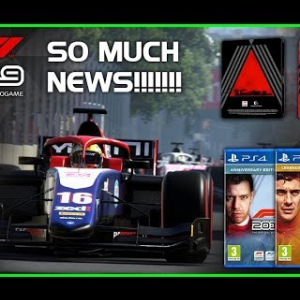 Codemasters F1 2019   F2 CONFIRMED, LEGENDS EDITION & MORE!
