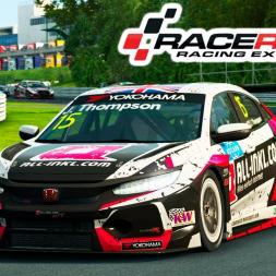 Raceroom - WTCR at Hungaroring (PT-BR)