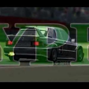 AC • Mercedes-Benz 190 EVOII DTM @ Nürburgring GP • E2