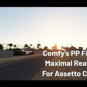 Comfy's All-Round PP Filter for Assetto Corsa