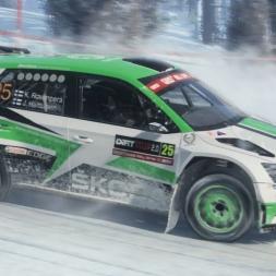 DiRT Rally 2.0 | Škoda Fabia R5 | Sweden SS Stor-jangen Sprint 3:22.882
