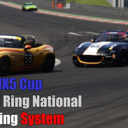 SRS Mazda MX5 Cup - Red Bull Ring National - Assetto Corsa