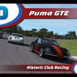 Oculus rFactor2 - Puma GTE @ Guapore - 1/2 RD