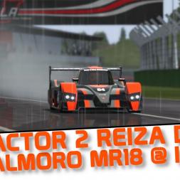 rFactor 2 Metalmoro MR18 @ Imola