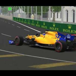 RSS F1 2019 Baku