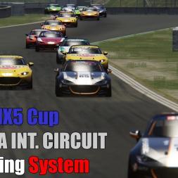 SRS Mazda MX5 Cup - Okayam International Circuit - Assetto Corsa - SimRacingSystem.com