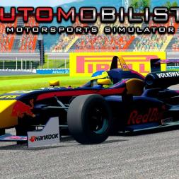 Automobilista - Formula 3 at Barcelona (PT-BR)