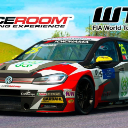 Raceroom - WTCR at Slovakia Ring (PT-BR)