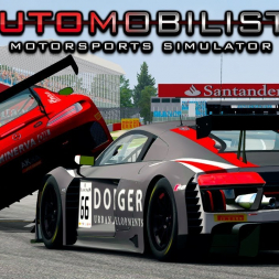 Automobilista - Audi R8 GT3 at Silverstone (PT-BR)