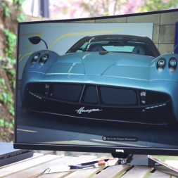Is this the best monitor for Simracing? BenQ EX3203R Review