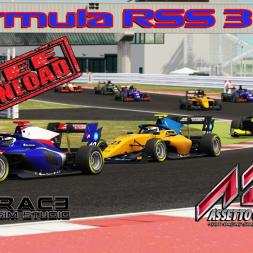 Assetto Corsa * Formula RSS 3 V6 [free download]
