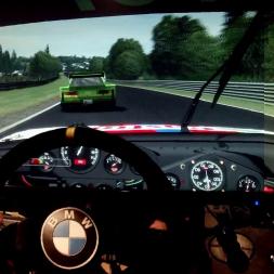 rF2 - Nordschleife - BMW 320 Turbo - 100% AI race