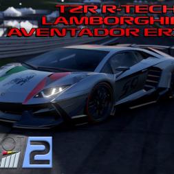 Project Cars 2 * TZR R-TECH Lamborghini Aventador ER1500 [mod download]