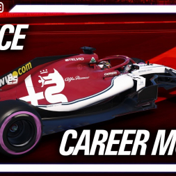 F1 2019 Modded Career Mode | MY TYRES ARE ON FIRE!!!!!