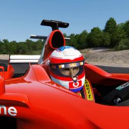 Assetto Corsa 2004 Ferrari Battle @ Bridgehampton FTW