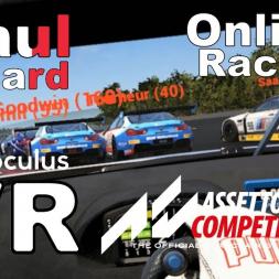 RaceDepartment Club Race Paul Ricard online endurace race highlights - Assetto Corsa Competizione VR