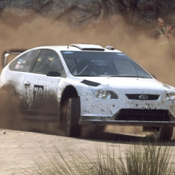 DiRT Rally 2.0 | Ford Focus WRC 2007 | Argentina SS Miraflores 2:47.551
