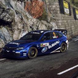 DiRT Rally 2.0   Subaru Impreza WRC 2008   Monte Carlo SS Route de Turini Descente 2:24:039