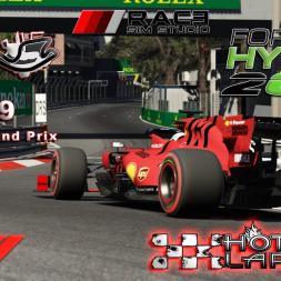 Assetto Corsa * RSS Formula Hybrid 2019 * Monaco GP [hotlap+setup]