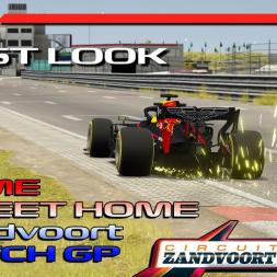 Assetto Corsa * F1 Dutch GP * Home Sweet Home