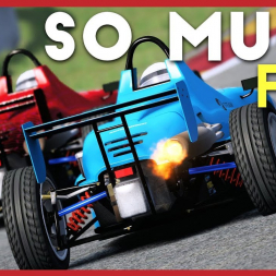 This is why racing the Skip Barber is SO FUN - Assetto Corsa mod
