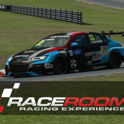 RaceRoom - AUDI RS 3 LMS | Anderstorp [South]