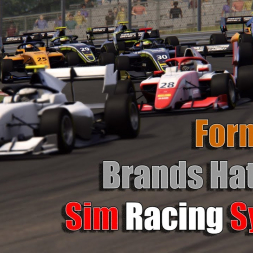 SRS Formula 3 - Brands Hatch GP - Assetto Corsa - SymRacingSystem.com