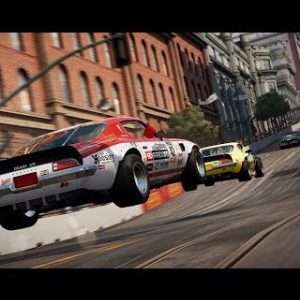 GRID: First Look Gameplay - American Muscle