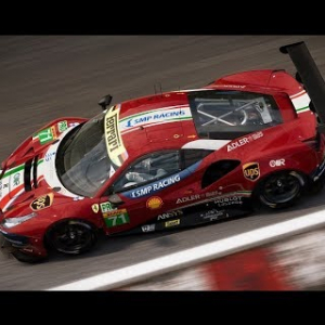 GRID: First Look Gameplay - GTE Action