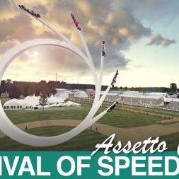 Little Hill, Big Fun! Festival of Speed Assetto Corsa Mod Track