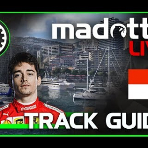 2019 F1 Monaco Grand Prix LIVE Track Guide | Monte Carlo, Monaco