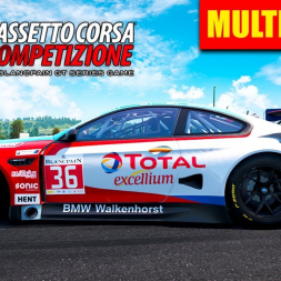 Assetto Corsa Competizione -  Multiplayer at Hungaroring (PT-BR)