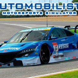 Automobilista - Super GT GT500 at Suzuka (PT-BR)